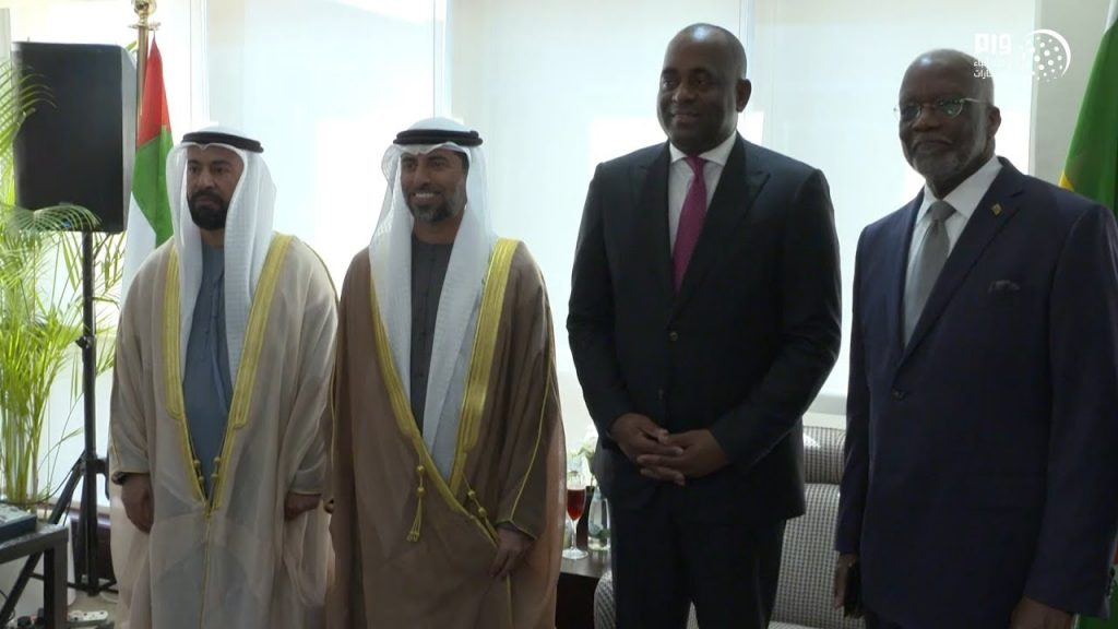 Abu Dhabi Hosts the First Dominica Embassy In the Middle East