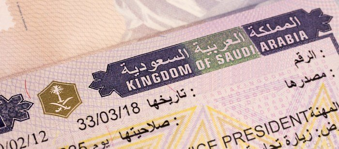 Schengen Visa Holders And US, UK Nationals Now Eligible for Saudi Arabia's Tourist e-Visa