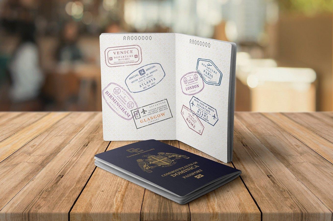 Dominica pasport