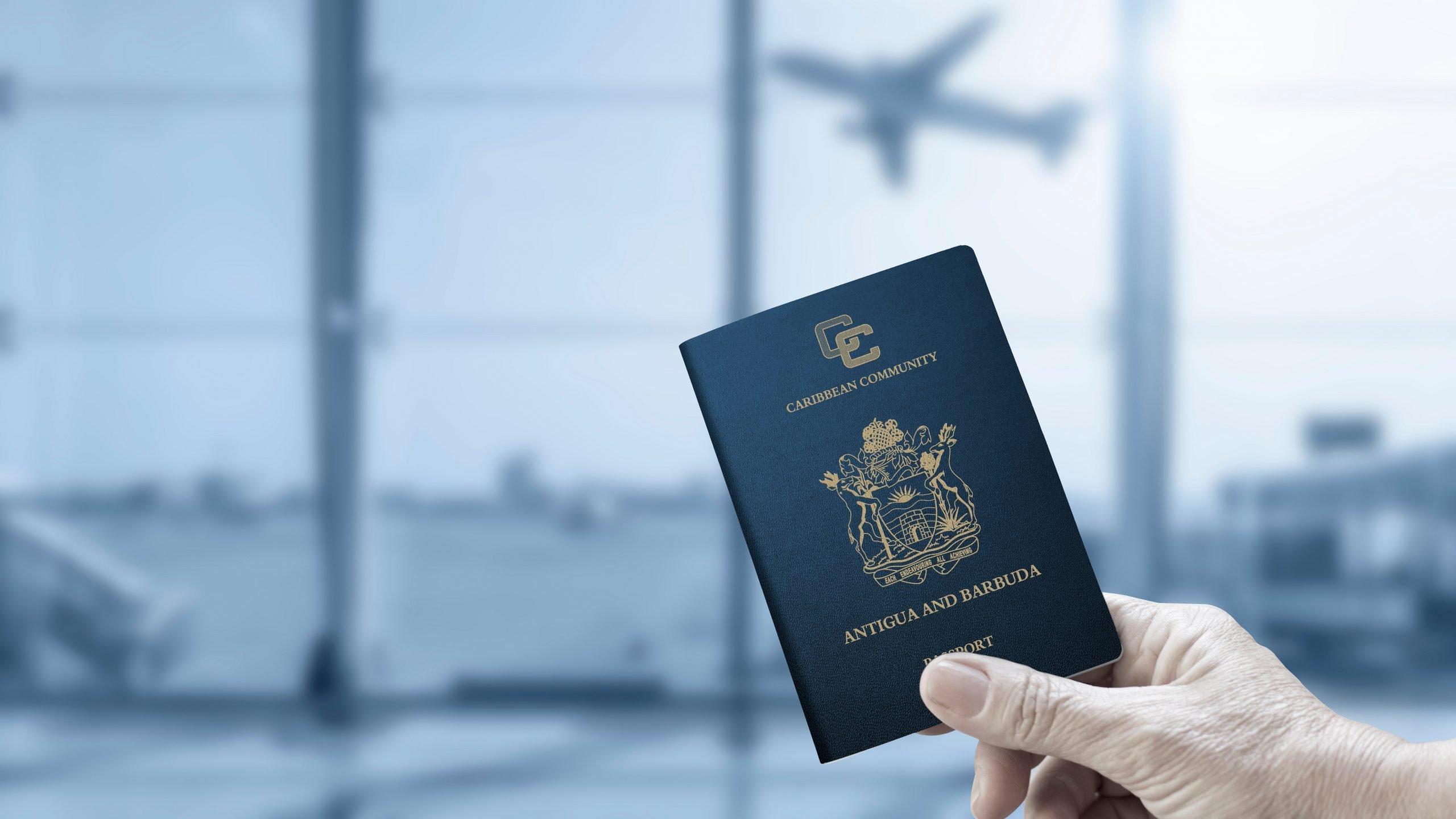 Antigua Passport